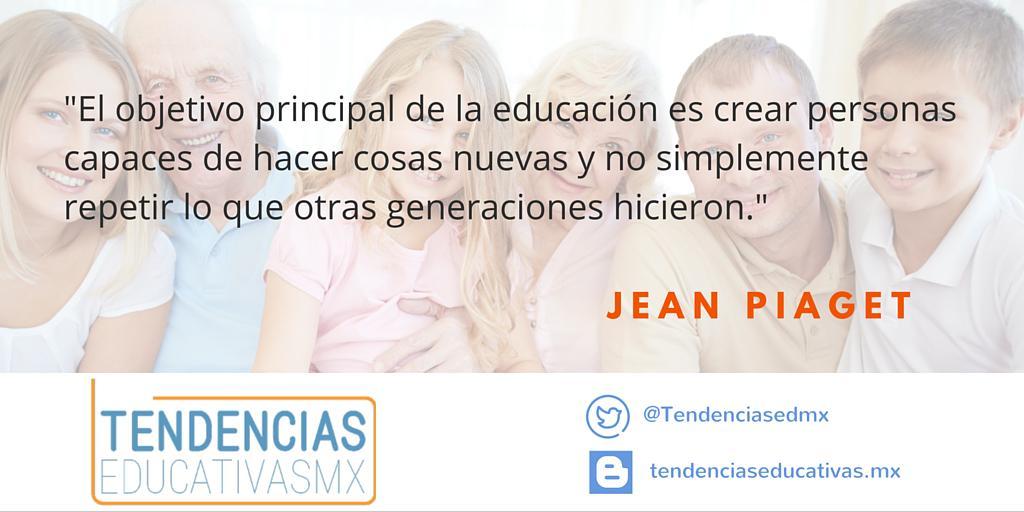 Innovar la forma en la que educamos a las nuevas generaciones ayuda a que enfrenten retos del futuro
