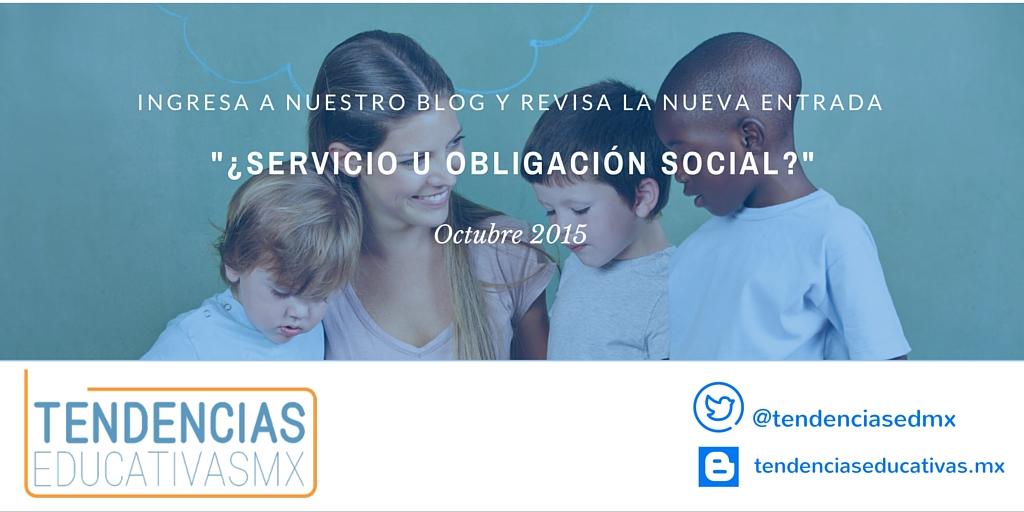Servicio u obligación social