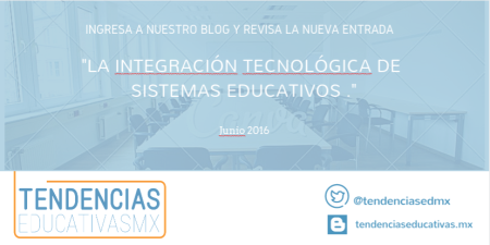 Integracion de Sistemas Educativos